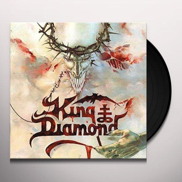 King Diamond HOUSE OF GOD Vinyl Record - UK Import