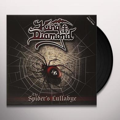 King Diamond SPIDER'S LULLABYE Vinyl Record - UK Release
