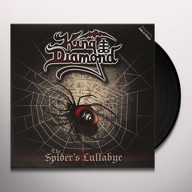 King Diamond SPIDER'S LULLABYE Vinyl Record - UK Import