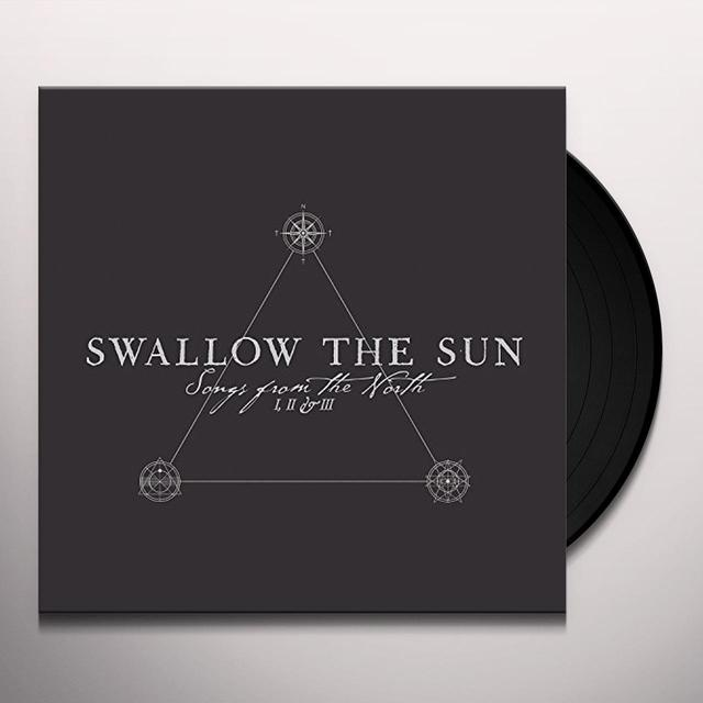 Swallow the Sun SONGS FROM THE NORTH I II & III (BOX) Vinyl Record - UK Import