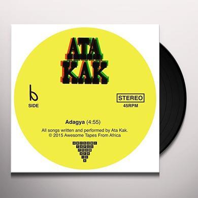 ATA KAK OBAA SIMA B/W ADAGYA Vinyl Record - Canada Import