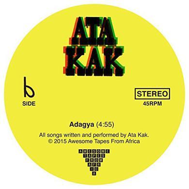 ATA KAK OBAA SIMA B/W ADAGYA Vinyl Record