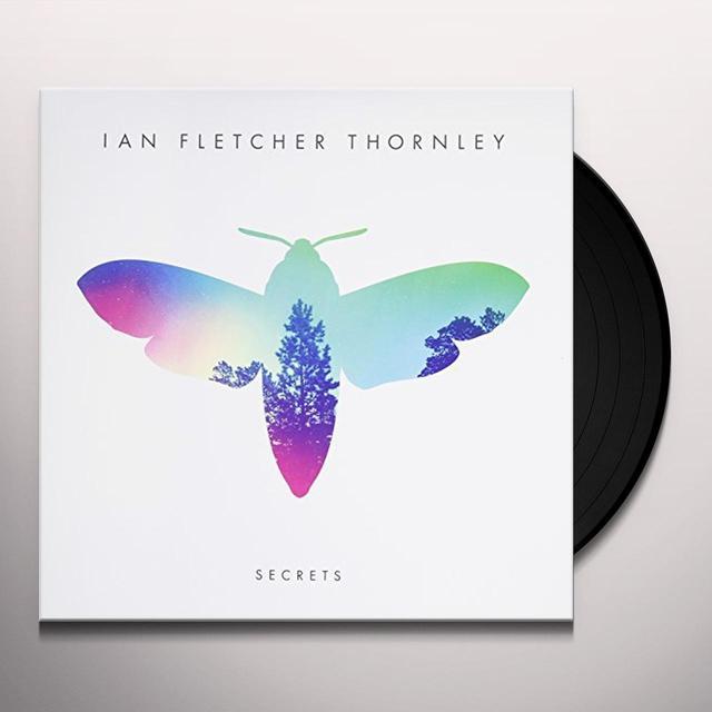 Ian Fletch Thornley SECRETS (2 LP) Vinyl Record - Canada Import