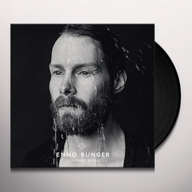 Enno Bunger FLUESSIGES GLUECK (GER) Vinyl Record