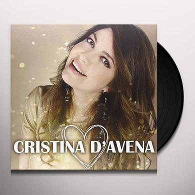 CRISTINA D'AVENA (PICTURE DISC) Vinyl Record - Picture Disc, Italy Import