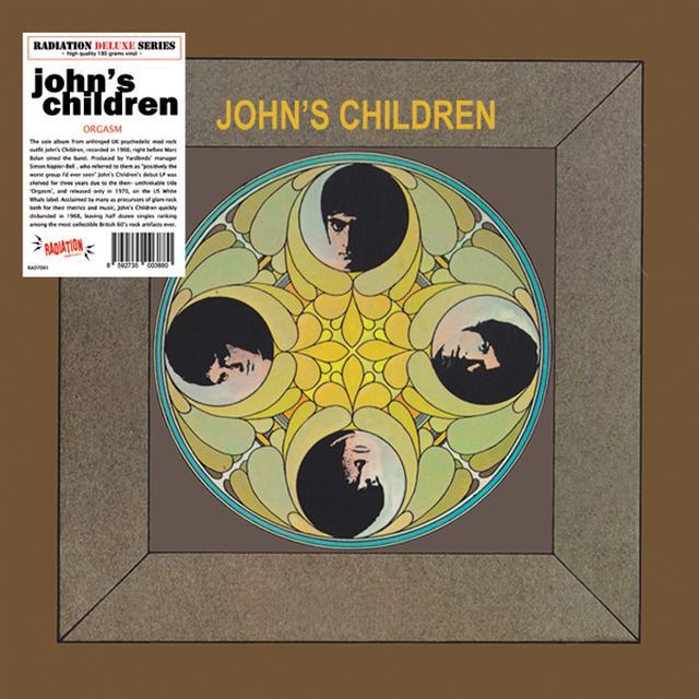 JOHNAES CHILDREN ORGASM Vinyl Record