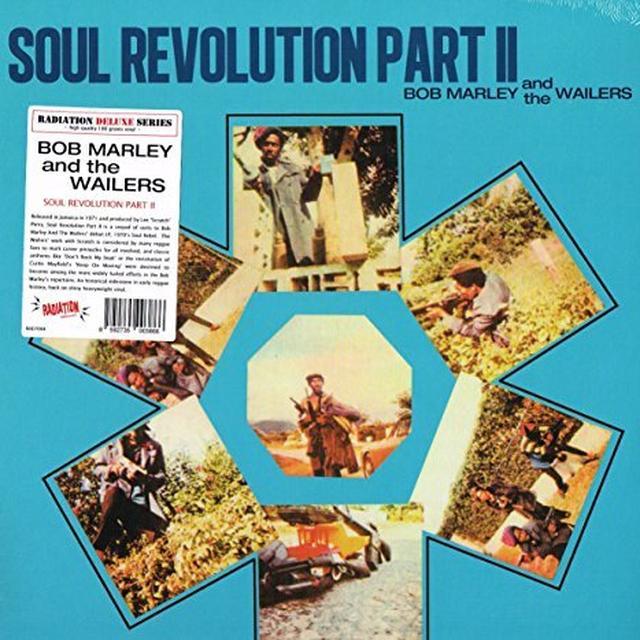 Bob Marley SOUL REVOLUTION PT.2 Vinyl Record
