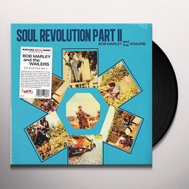 Bob Marley SOUL REVOLUTION PT.2 Vinyl Record - Italy Import