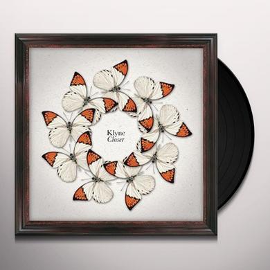 KLYNE CLOSER Vinyl Record - UK Import