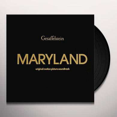 Gesaffelstein MARYLAND OST Vinyl Record - UK Import