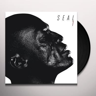 Seal 7 Vinyl Record - UK Release