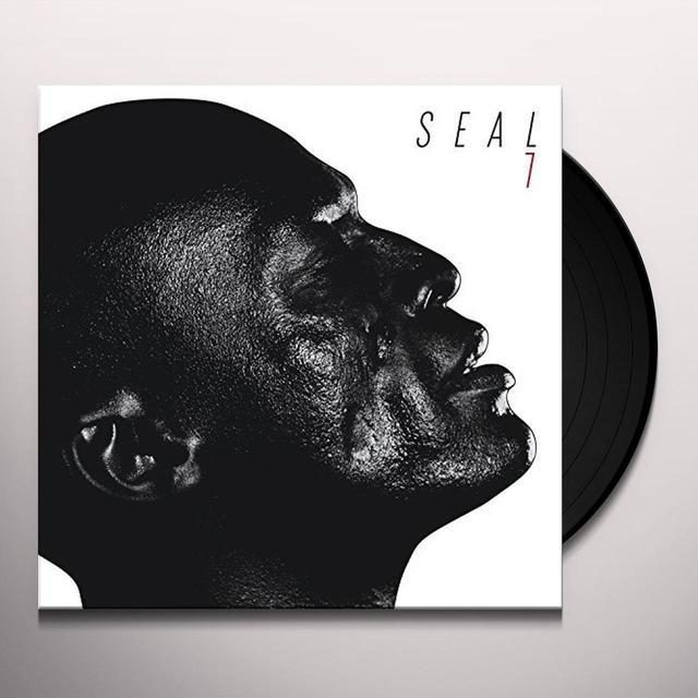 Seal 7 Vinyl Record - UK Import