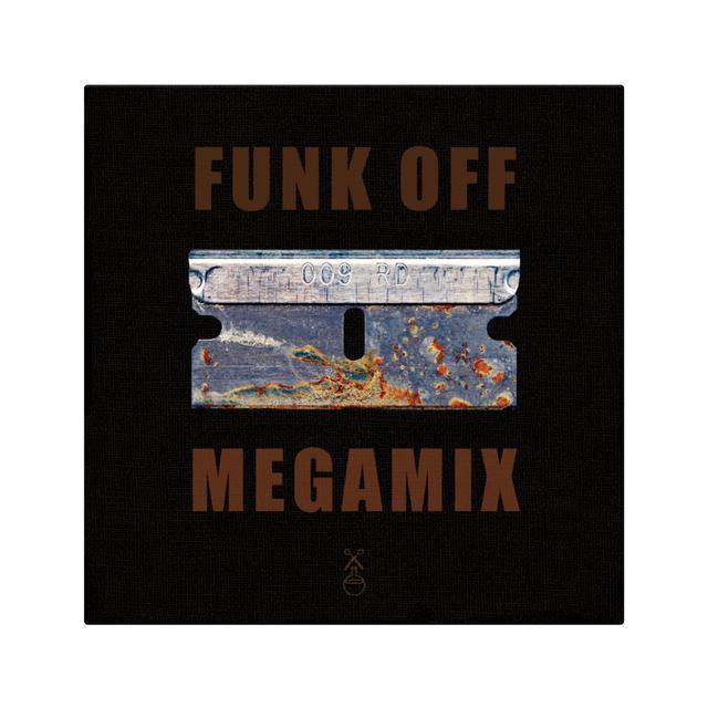 Cut Chemist FUNK OFF MEGAMIX Vinyl Record
