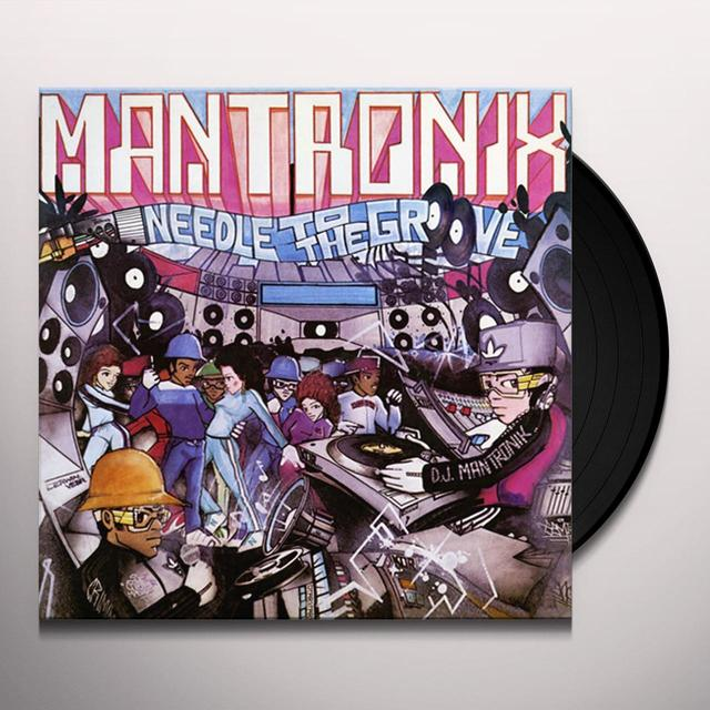 Mantronix NEEDLE TO THE GROOVE Vinyl Record