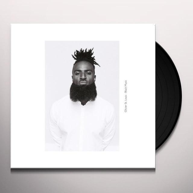 Olivier Erie St. Louis BLACK MUSIC Vinyl Record