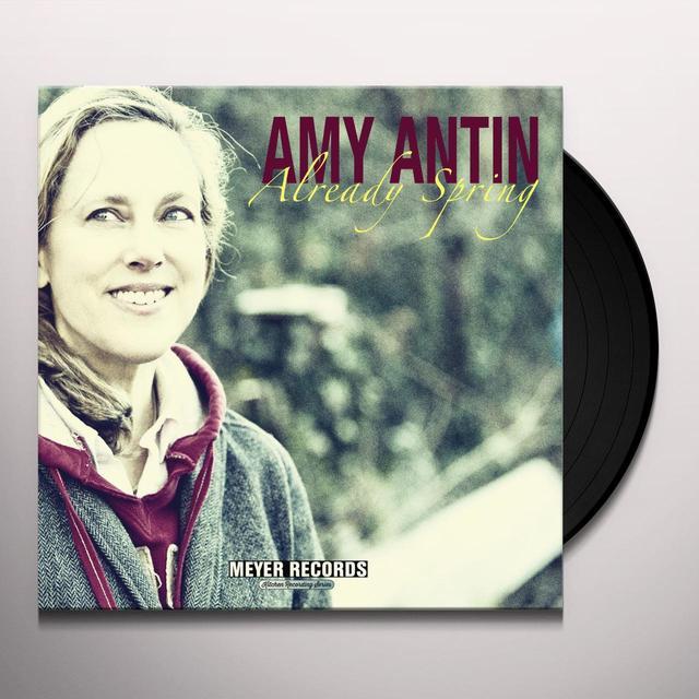 Amy Antin ALREADY SPRING Vinyl Record
