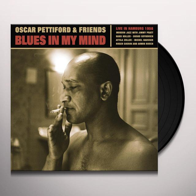 Oscar Pettiford BLUES IN MY MIND Vinyl Record