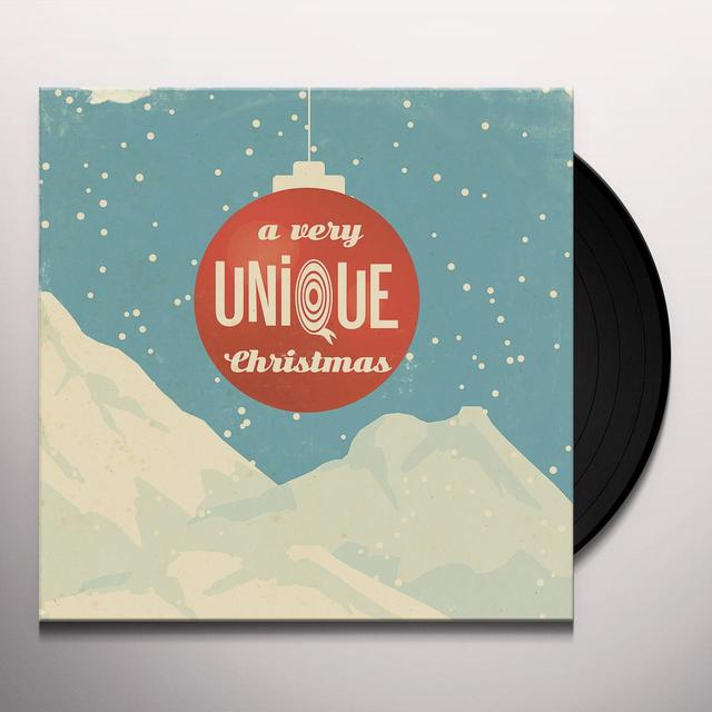 VERY UNIQUE CHRISTMAS / VARIOUS Vinyl Record