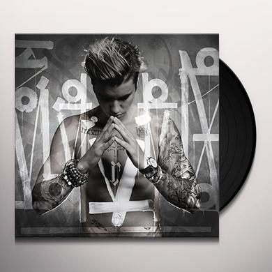 Justin Bieber PURPOSE Vinyl Record