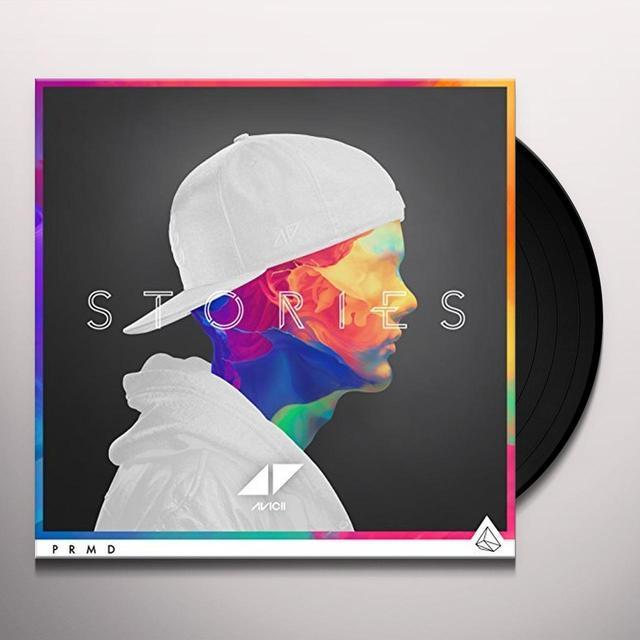 Avicii STORIES Vinyl Record