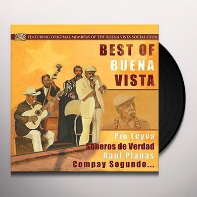 Luis Frank Arias / Raul Planas / La Reina Del BEST OF BUENA VISTA Vinyl Record
