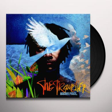 Baaba Maal TRAVELLER Vinyl Record - Digital Download Included