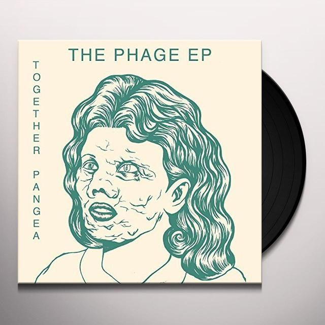 Together Pangea PHAGE Vinyl Record - Digital Download Included
