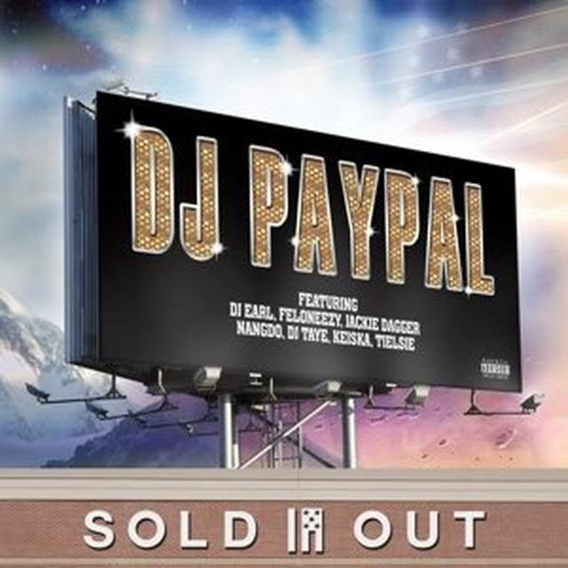 DJ Paypal SOLD OUT Vinyl Record