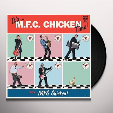 IT'S MFC CHICKEN TIME Vinyl Record - Digital Download Included