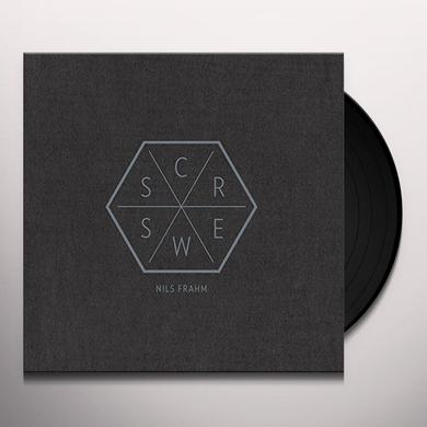 Nils Frahm SCREWS REWORKED Vinyl Record