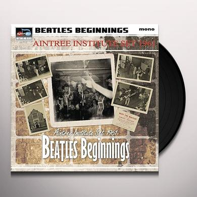 BEATLES BEGINNINGS: AINTREE INST. SET 1961 / VAR Vinyl Record