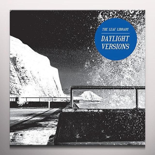 LEAF LIBRARY DAYLIGHT VERSIONS Vinyl Record - White Vinyl