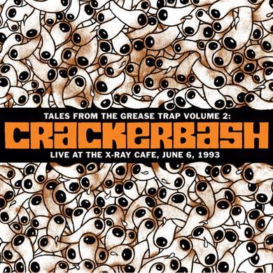 Crackerbash LIVE AT THE X-RAY CAFE Vinyl Record