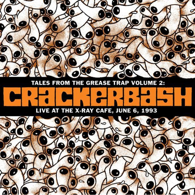 Crackerbash LIVE AT THE X-RAY CAFE Vinyl Record