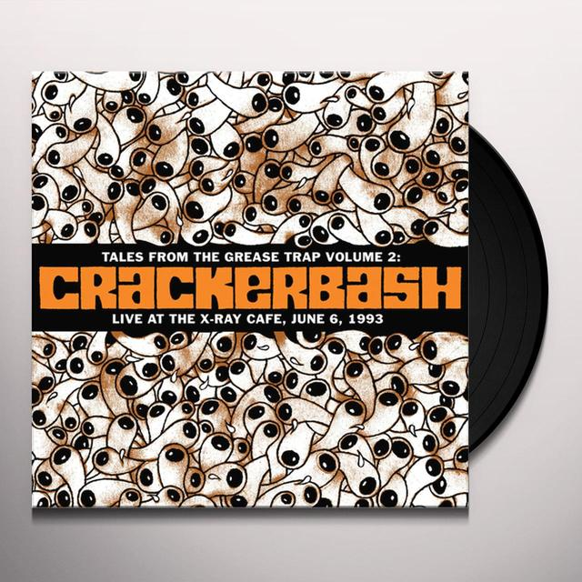 Crackerbash LIVE AT THE X-RAY CAFE (EP) Vinyl Record