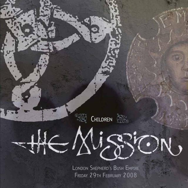 The Mission LIVE: CHILDREN Vinyl Record