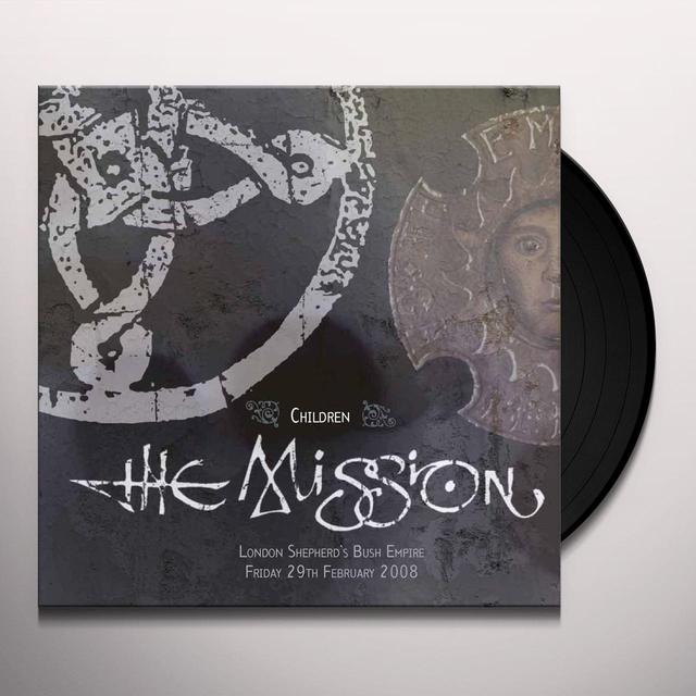 Mission LIVE: CHILDREN Vinyl Record - Gatefold Sleeve