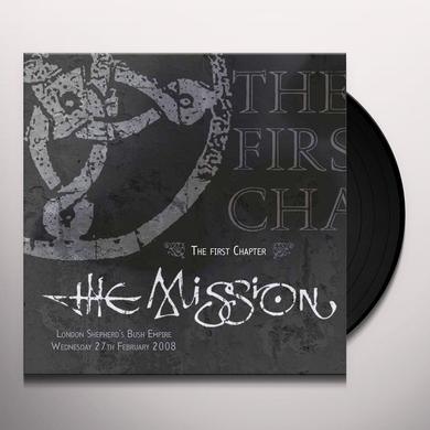 Mission FIRST CHAPTER Vinyl Record - Gatefold Sleeve