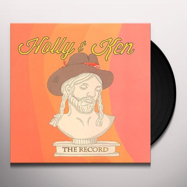 HOLLY & KEN RECORD Vinyl Record