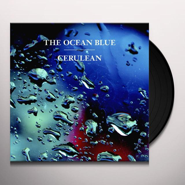 The Ocean Blue CERULEAN Vinyl Record