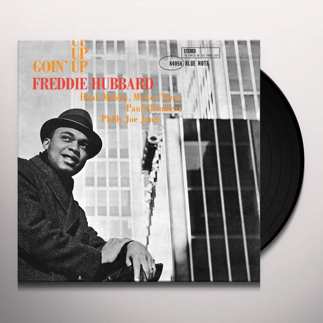Freddie Hubbard GOIN' UP Vinyl Record - Gatefold Sleeve, Limited Edition, 180 Gram Pressing, Remastered