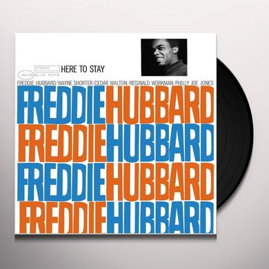 Freddie Hubbard HERE TO STAY Vinyl Record - Gatefold Sleeve, Limited Edition, 180 Gram Pressing, Remastered