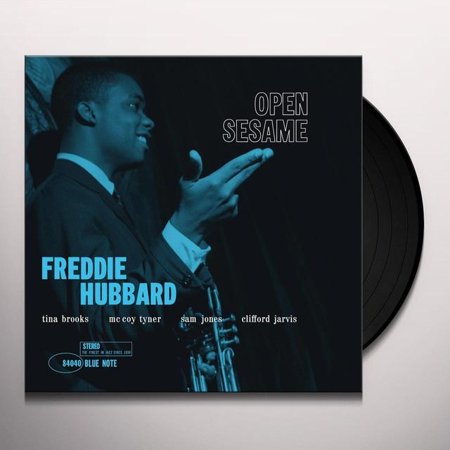 Freddie Hubbard OPEN SESAME Vinyl Record - Gatefold Sleeve, Limited Edition, 180 Gram Pressing, Remastered