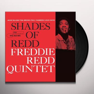 Freddie Redd Quintet SHADES OF REDD Vinyl Record