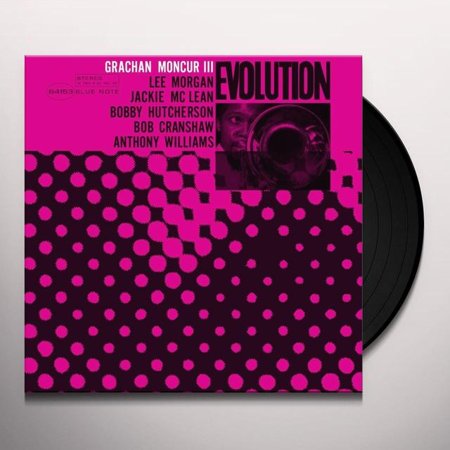Granchan Iii Moncour EVOLUTION Vinyl Record - Gatefold Sleeve, Limited Edition, 180 Gram Pressing, Remastered