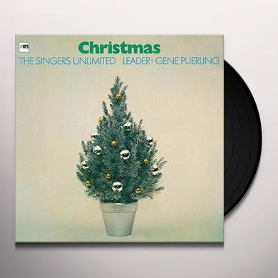SINGERS UNLIMITED - CHRISTMAS Vinyl Record
