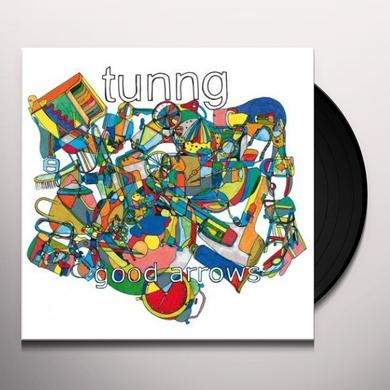 Tunng GOOD ARROWS Vinyl Record - UK Import