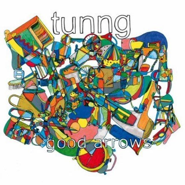 Tunng GOOD ARROWS Vinyl Record