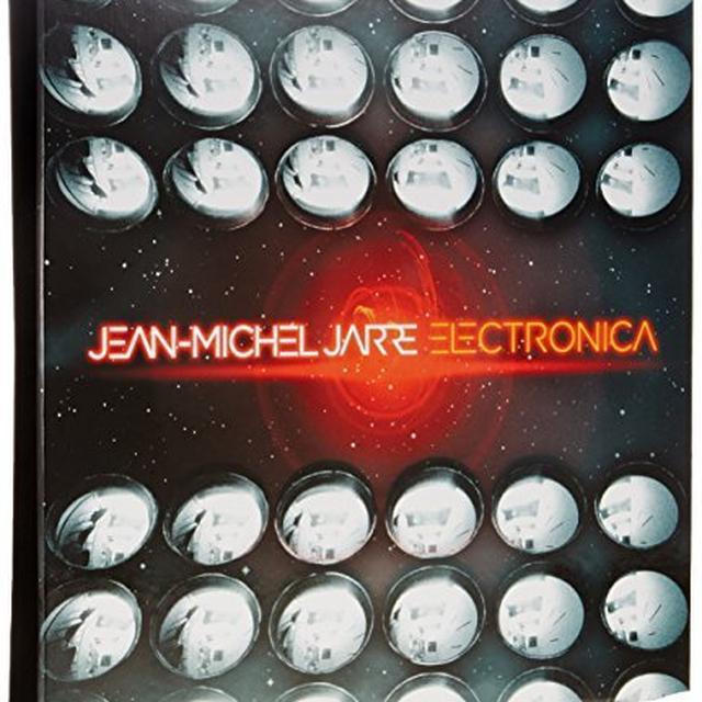 Jean-Michel Jarre ELECTRONICA 1: THE TIME MACHINE: FANBOX Vinyl Record