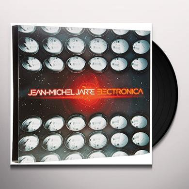 Jean-Michel Jarre ELECTRONICA 1: THE TIME MACHINE: FANBOX Vinyl Record